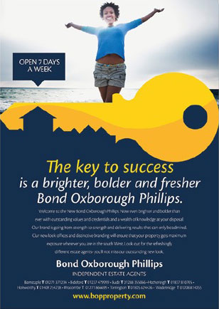 Bond Oxborough Phillips Poster
