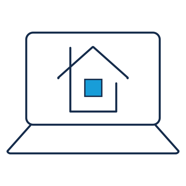 Property Laptop Icon