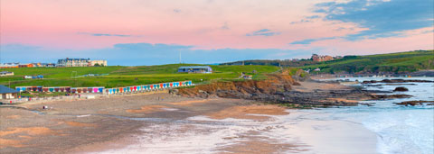 Image of Bude